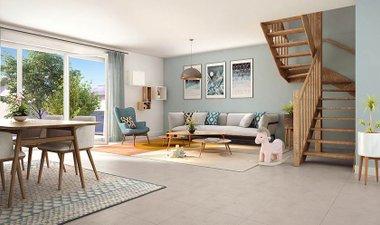 Maisons Green Archipel - immobilier neuf L'isle-d'abeau