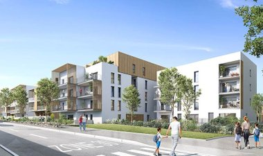 Les Marquises - immobilier neuf Nantes