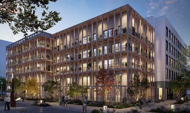 Carré Des Sens - immobilier neuf Nantes