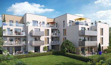 Villas Cedrat - immobilier neuf Saint-jean-de-braye