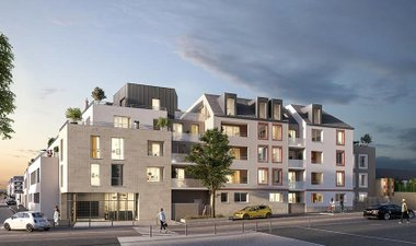 Esprit Faubourg - immobilier neuf Orléans