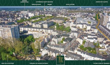 Triptyk - immobilier neuf Angers