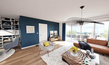 L'aumônerie - immobilier neuf Angers