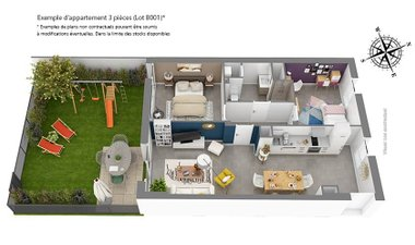 Le Clos Des Noyers - immobilier neuf Angers