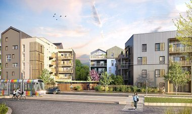 Empreinte - immobilier neuf Angers