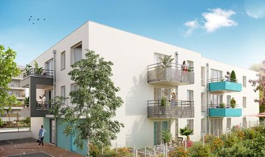 L'olympe - immobilier neuf Metz