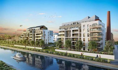 Les Rivages - immobilier neuf Nancy