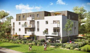 Les Allées Du Manoir - immobilier neuf Baisieux