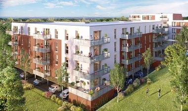 Le Clos De Tocqueville - immobilier neuf Douai