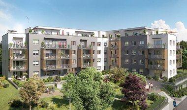 L'alcôve - immobilier neuf Clermont-ferrand