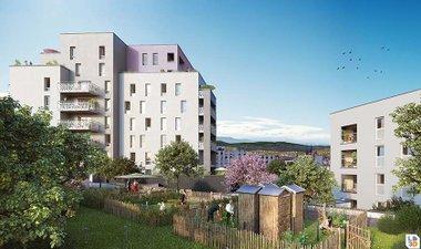 Prisme Lot 3 - Bâtiments C, D Et E - immobilier neuf Clermont-ferrand