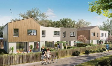 Les Muses - immobilier neuf Strasbourg