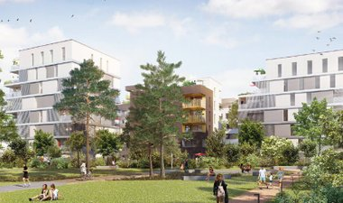 Follement Schilick 2 - immobilier neuf Schiltigheim
