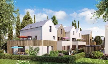 Moulin Becker - immobilier neuf Strasbourg