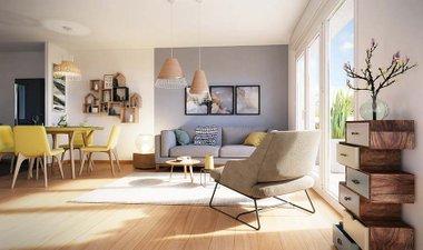 Les Patios - immobilier neuf Lingolsheim