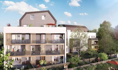 Le Carre Des Muses - immobilier neuf Strasbourg