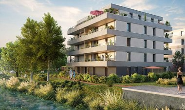 Les Moulins Becker - immobilier neuf Strasbourg
