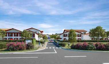 Argia Mendian - immobilier neuf Cambo-les-bains