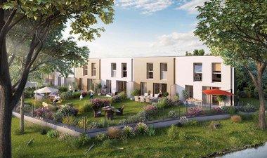Les Moulins Du Quatel - immobilier neuf Illzach
