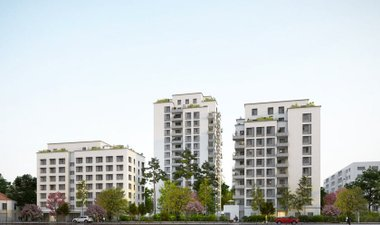 Villenciel - immobilier neuf Villeurbanne