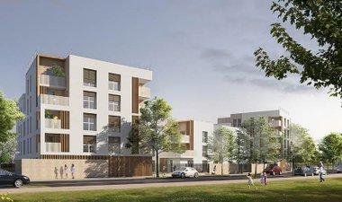 Le Quadrant - immobilier neuf Brignais