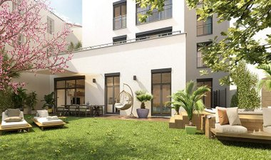 Le 21 - immobilier neuf Lyon