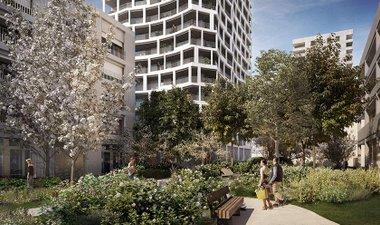 So'ô - Confluence - immobilier neuf Lyon