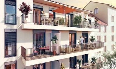 Chez Soie, Plateau De La Croix-rousse - immobilier neuf Lyon