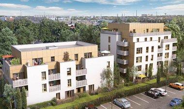 Orea, Lyon 8ème - immobilier neuf Lyon