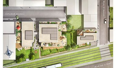 Onlyone Montchat - immobilier neuf Lyon