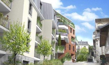Paris Kyoto Babylone - immobilier neuf Aix-les-bains