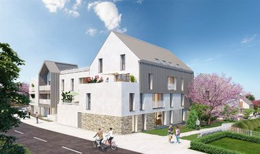 Green Alley - immobilier neuf Magny-le-hongre