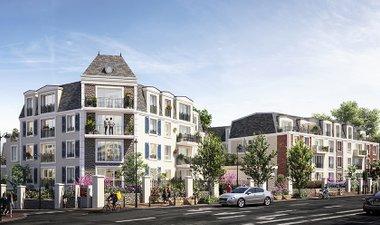 Villa Des Dames - immobilier neuf Chelles