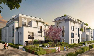 Rhapsody In Blue - immobilier neuf Chessy