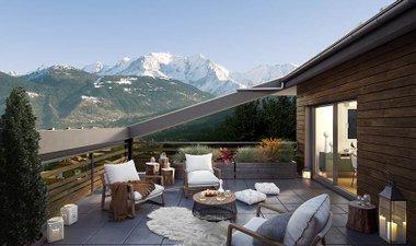 Côté Mont-blanc - immobilier neuf Domancy