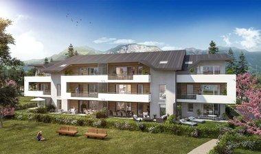 Autour D'un Jardin - immobilier neuf Saint-pierre-en-faucigny
