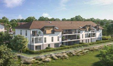 Le Domaine Des Grives - immobilier neuf Saint-pierre-en-faucigny