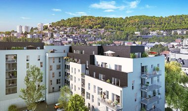 Plein Ouest - immobilier neuf Rouen