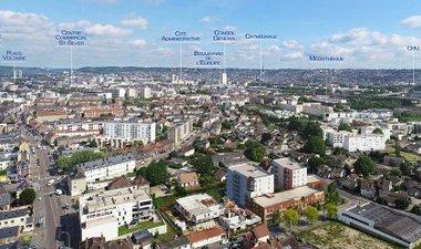 Intencité - immobilier neuf Sotteville-lès-rouen