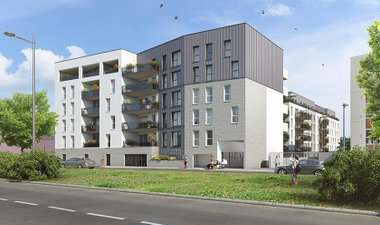 Les Rives D'emma - immobilier neuf Rouen