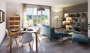 L'etoffe Du Cailly - immobilier neuf Déville-lès-rouen