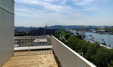 Lisiere En Seine - immobilier neuf Rouen