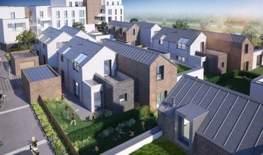 Les Terrasses Du Trianon - immobilier neuf Saint-cyr-l'école