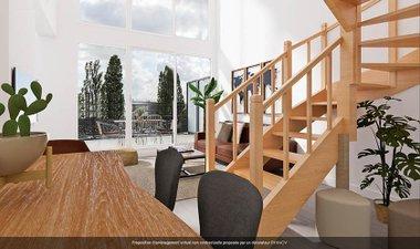 Les Jardins D'amantine - immobilier neuf élancourt