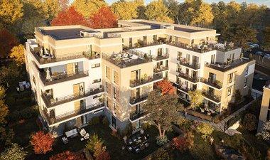 Le Domaine De La Faisanderie - immobilier neuf Verneuil-sur-seine