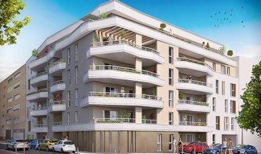 Patio Julien - immobilier neuf Toulon