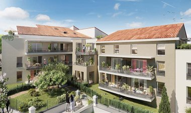 Villa Teora - immobilier neuf Toulon