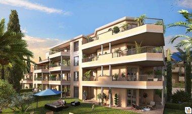 Aquazura - immobilier neuf Cavalaire-sur-mer