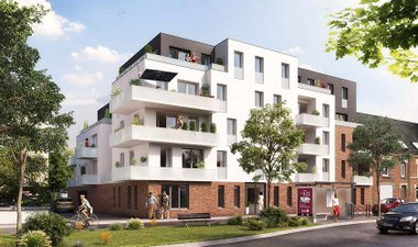 Le 321 St Quentin - immobilier neuf Amiens
