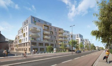 Emergence - immobilier neuf Amiens